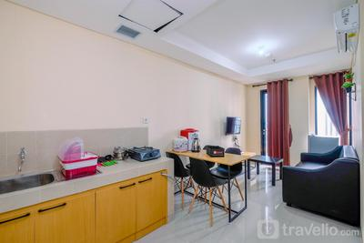 2BR Best Rate Kebayoran Icon Apartment near Gandaria City By Travelio
