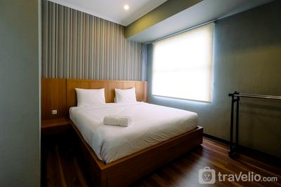 1BR Apartment with Study Room at Silkwood Residences By Travelio