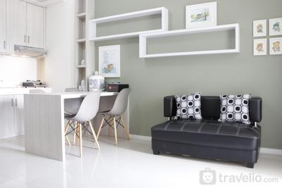 Spacious 3BR Apartment Parahyangan Residence near UNPAR By Travelio