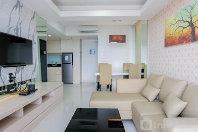 Luxurious 2BR Apartment at Lexington Residence By Travelio