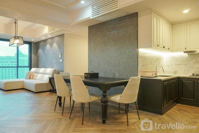 Luxurious 2BR Apartment at Casa Grande Residence By Travelio