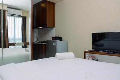 Mini Studio Room Apartment at Tifolia By Travelio