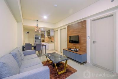 Comfort and Strategic 3BR Meikarta Apartment By Travelio