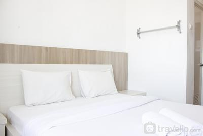 Minimalist Studio Apartment at The Suite @Metro By Travelio