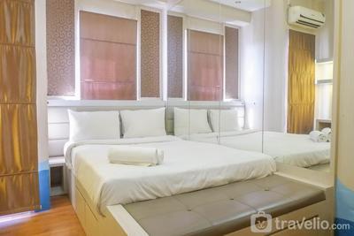 Trendy and Tidy Studio Room at Puri Mas Apartment By Travelio