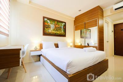 Private Studio Room Signature Park Grande Apartment By Travelio