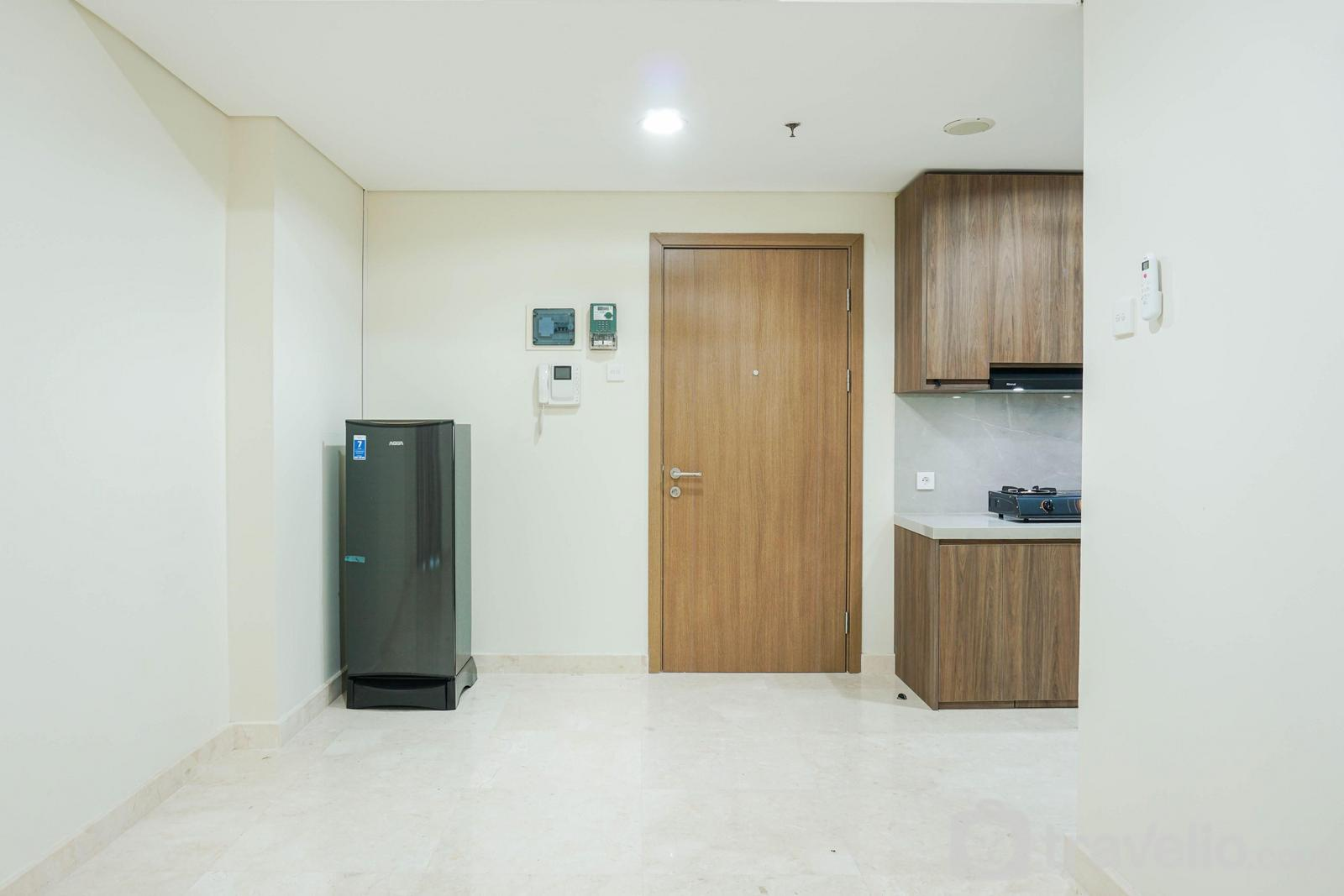 Apartemen Puri Orchard - 2BR Unfurnished 30th Floor @ Puri Orchard Apartment with AC & Kitchen Set By Travelio