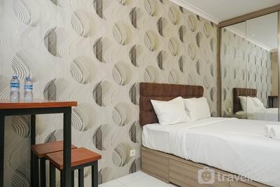 Relaxing Studio Signature Park Apartment By Travelio