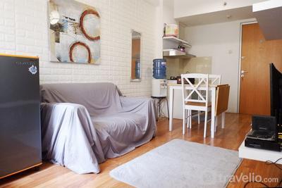 Minimalist 2BR Apartment at Puncak Permai By Travelio