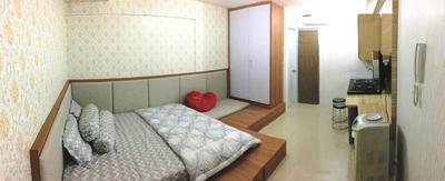 Simple Studio Room Laurensia In Bassura City Apartment