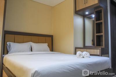 Tranquil Studio Apartment at Bintaro Icon By Travelio