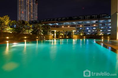 1BR Near Grand Indonesia Thamrin Executive Apartment by Travelio