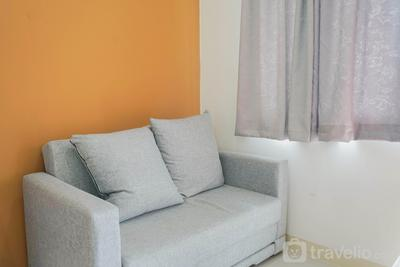 Great Choice 2BR at Green Pramuka Apartment By Travelio
