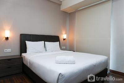 Minimalist Style Puri Orchard Studio Apartment By Travelio