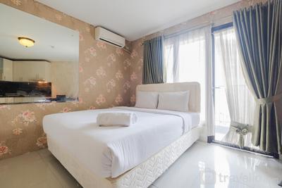 Best Price Studio Apartment at Tamansari Semanggi By Travelio