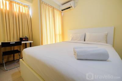 Studio Room @ Tifolia Apartment near Kelapa Gading By Travelio