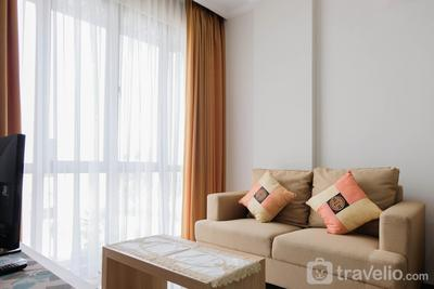 Cozy Stay 1BR at Asatti Apartment By Travelio