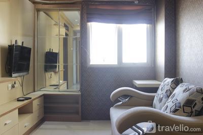 Spacious 1BR Apartment at The Suites @Metro By Travelio