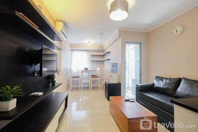 Spacious 2BR Green Palace Apartment with Lake View By Travelio