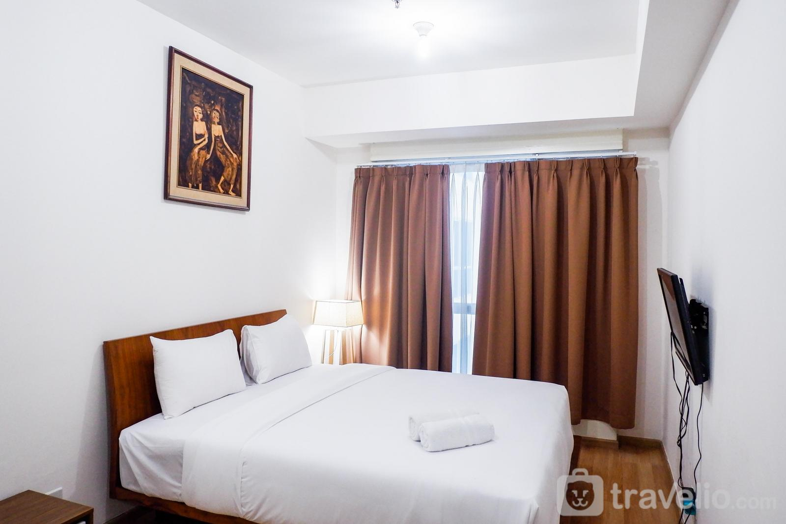 Casa Grande Residence - Exclusive Stay 1BR Apartment at Casa Grande Residence By Travelio