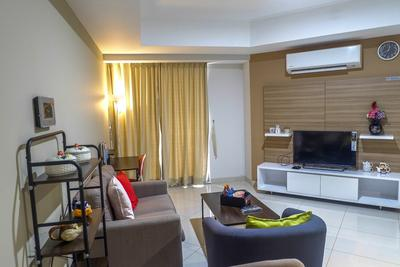 Spacious 2BR The Mansion Apartment Kemayoran By Travelio