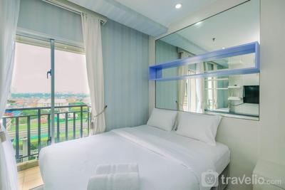 Comfortable Signature Park Tebet Studio Apartment By Travelio