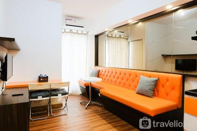 Fully Furnished 2BR Apartment at M-Town Residence By Travelio