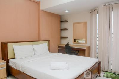 Gorgeous Studio Tamansari Sudirman Apartment By Travelio