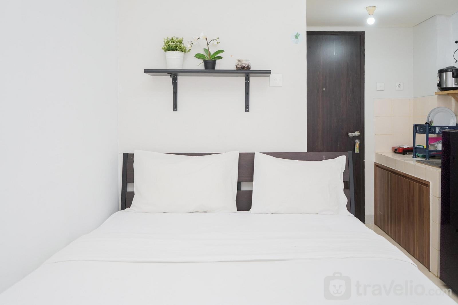 Apartemen Serpong Greenview - Nice and Spacious Studio at Serpong Greenview Apartment By Travelio