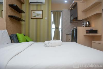 Comfort and Spacious Studio Room Bassura City Apartment By Travelio