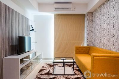 Premium 1BR Apartement At Grand Sungkono Lagoon By Travelio