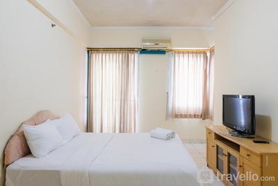 Homey 1BR at Puri Kemayoran Apartment By Travelio