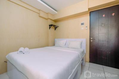 Wonderful Studio at Kebagusan City Apartment By Travelio
