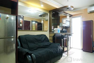 Minimalist and Relax 3BR Apartment at Green Palace Kalibata By Travelio