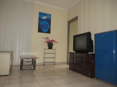 Clean & Cozy Apartment Mediterania Garden 1 2BR