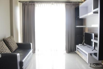 Spacious 2BR Apartment Gateway Pasteur near Exit Toll 23 By Travelio