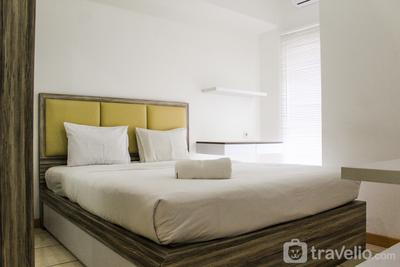 Relaxing 2BR Apartment at M-Town Residence By Travelio