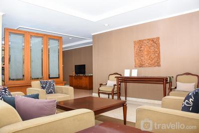 Big and Cozy 3BR Apartment at Cilandak 88 Condominium By Travelio