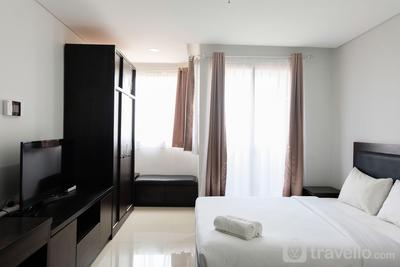 Minimalist Studio Paddington Heights Apartment Alam Sutera By Travelio