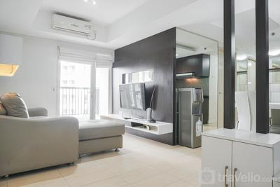 Best Location 2BR at The Wave Kuningan Apartment By Travelio