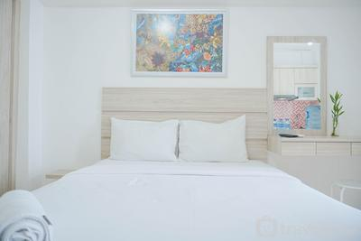 Cozy Stay and Homey Studio Apartment at Bassura City Apartment By Travelio
