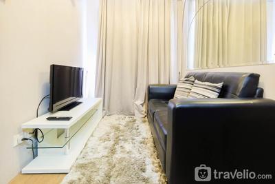 Homey 1BR Gardenia Boulevard Apartment near Pejaten Village By Travelio