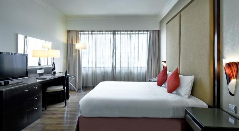 Novotel Kl City Centre Hotel