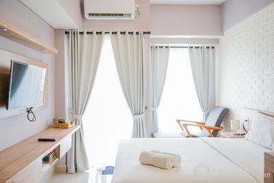 Comfort and Relax Studio at Parkland Avenue Apartment By Travelio