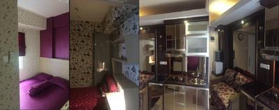 Luxury 2BR Apartment @ Green Pramuka City By Reza