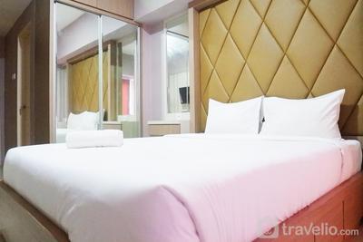 Minimalist Studio Apartment at Supermall Mansion Orchard By Travelio