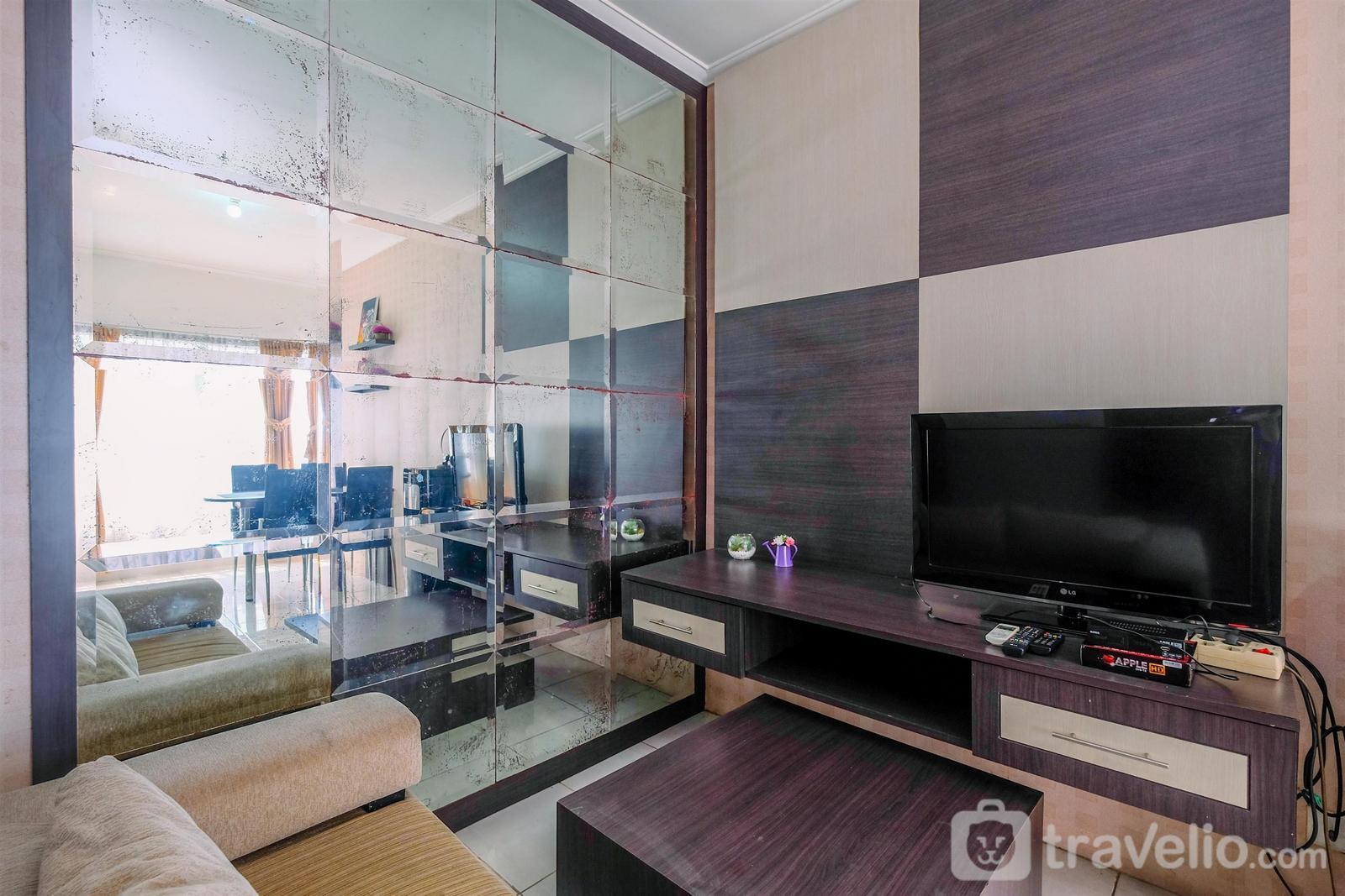 Apartemen Sudirman Park - Good Choice for 2BR at Sudirman Park Apartment By Travelio