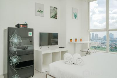 Great Studio at Silk Town Apartment Tower Alexandria By Travelio
