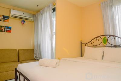 Contemporary Studio Apartment at Kebagusan City By Travelio