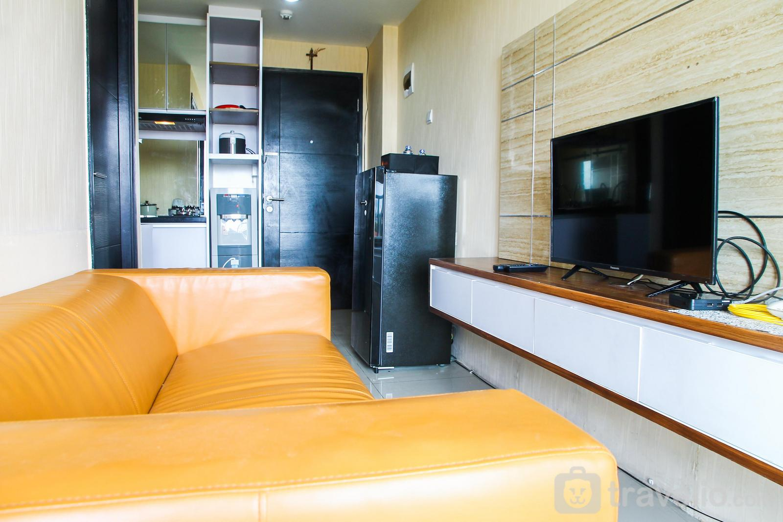 Apartemen Belmont Residence Puri - Cozy and Elegant 1BR Apartment Belmont Residence By Travelio